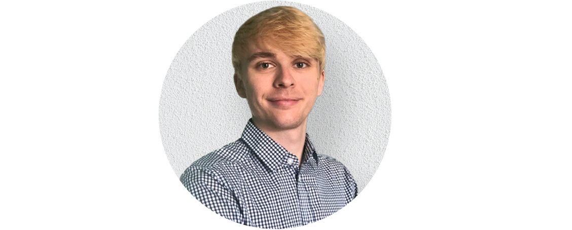 Christian (22)Absolvent des dualen Studiums